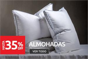 Almohadas